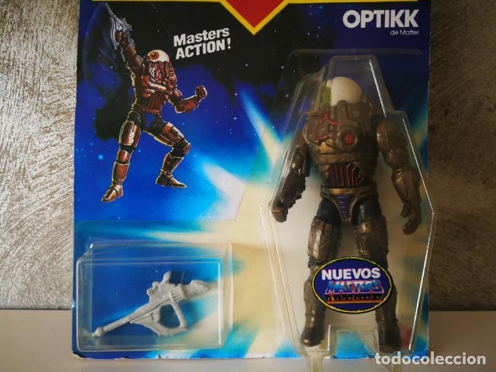 Figuras Masters del Universo: LAS NUEVAS AVENTURAS DE HE-MAN OPTIKK EN BLISTER - Foto 3 - 184102113