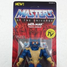 Figuras Masters del Universo: MER-MAN MASTERS DEL UNIVERSO VINTAGE WAVE 3. Lote 184129988