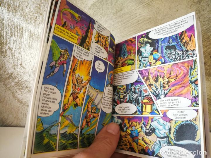 Figuras Masters del Universo: COMIC LAS HORDAS DE HORDAK MASTERS OF UNIVERSE MOTU - Foto 3 - 184709225