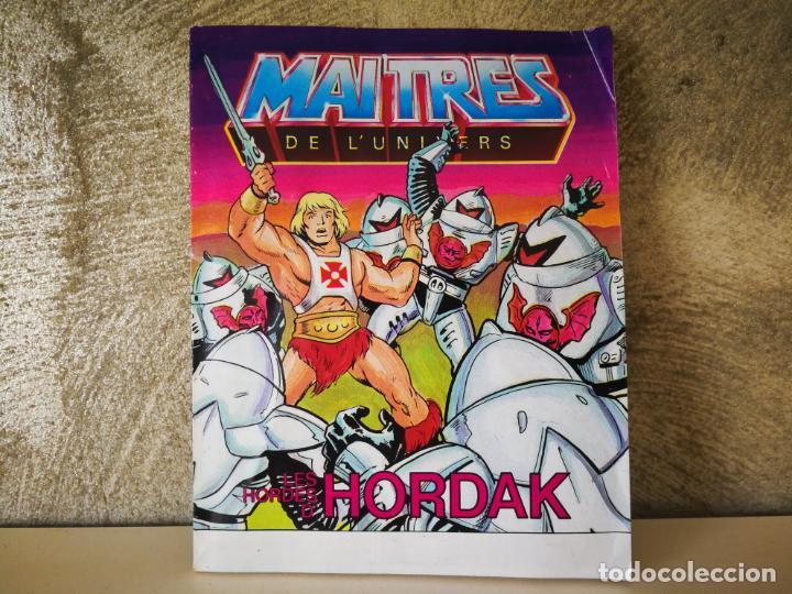 COMIC LAS HORDAS DE HORDAK MASTERS OF UNIVERSE MOTU (Juguetes - Figuras de Acción - Master del Universo)