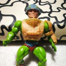 Figuras Masters del Universo: MAN AT ARMS MASTERS OF UNIVERSE MOTU . Lote 185931371
