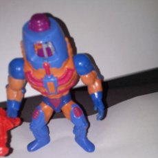 Figurines Maîtres de l'Univers: MAN-E-FACES MASTERS DEL UNIVERSO MOTU HEMAN TRI KLOPS SKELETOR GREYSKULL. Lote 185985096