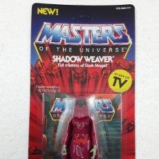Figuras Masters del Universo: SHADOW WEAVER MASTERS DEL UNIVERSO VINTAGE WAVE 4. Lote 186122212