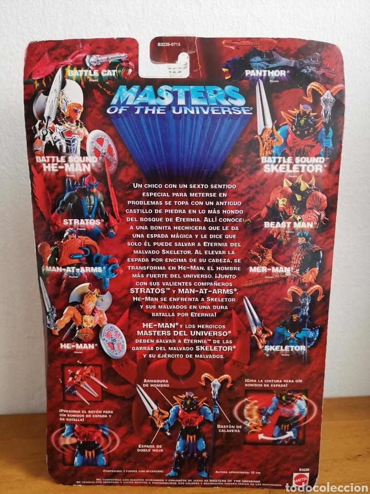 Figuras Masters del Universo: Figura De Màsters. Del Universo. Skeletor Battle of Sound. Masters of the Universe - Foto 4 - 187440716