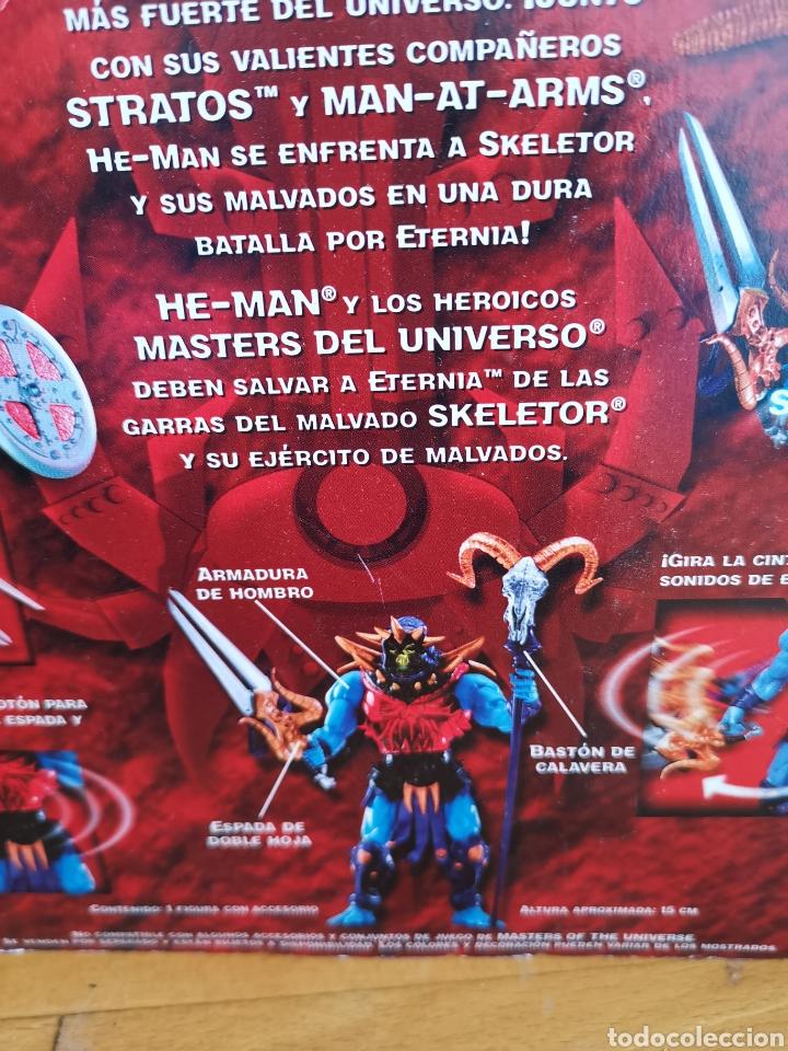 Figuras Masters del Universo: Figura De Màsters. Del Universo. Skeletor Battle of Sound. Masters of the Universe - Foto 5 - 187440716