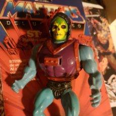 Figuras Masters del Universo: SKELETOR DRAGON BLASTER MASTERS DEL UNIVERSO MOTU HEMAN MATTEL. Lote 188708077