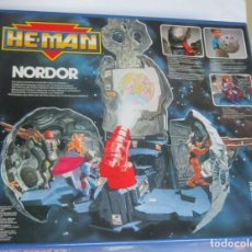 Figuras Masters del Universo: NAVE HE MAN NORDOR, DE MATTEL, EN CAJA. CC. Lote 189134512