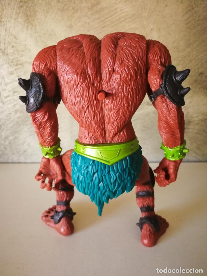Figuras Masters del Universo: BEAST MAN MASTERS OF UNIVERSE 2001 - Foto 2 - 189381897
