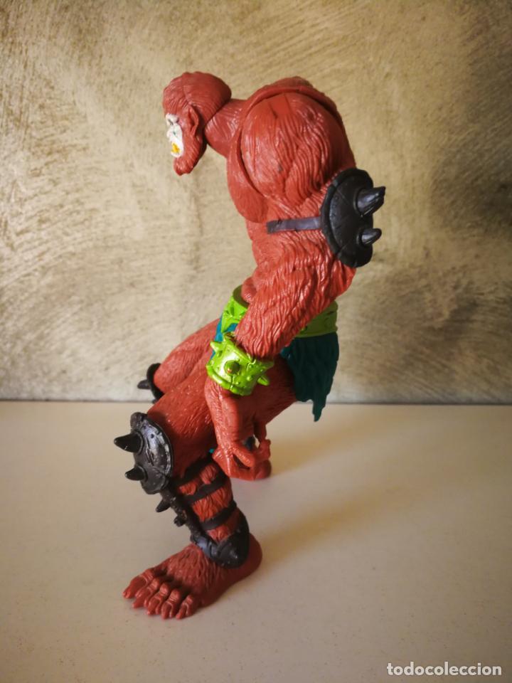 Figuras Masters del Universo: BEAST MAN MASTERS OF UNIVERSE 2001 - Foto 5 - 189381897