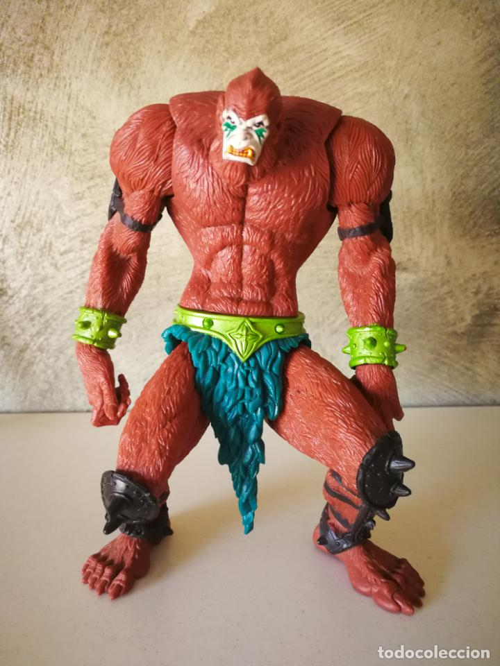 BEAST MAN MASTERS OF UNIVERSE 2001 (Juguetes - Figuras de Acción - Master del Universo)