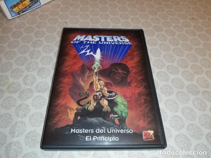 PELÍCULA MASTERS DEL UNIVERSO, MASTERS OF THE UNIVERSE, TITULADA EL PRINCIPIO. MOTU, HEMAN, SKELETOR (Juguetes - Figuras de Acción - Master del Universo)