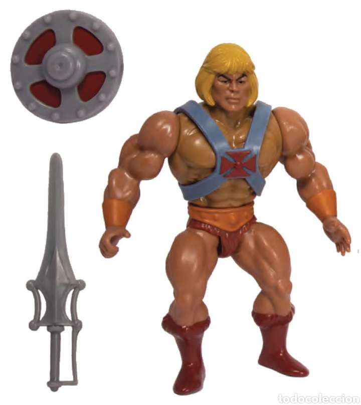 Figuras Masters del Universo: HE-MAN & SKELETOR VINTAGE WAVE 1 MOTU NEOVINTAGE Masters of the Universe SUPER7 HE-MAN NEW - Foto 3 - 178445085