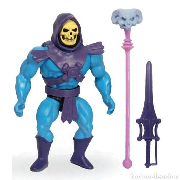 Figuras Masters del Universo: HE-MAN & SKELETOR VINTAGE WAVE 1 MOTU NEOVINTAGE Masters of the Universe SUPER7 HE-MAN NEW - Foto 4 - 178445085