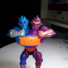 Figuras Masters del Universo: MASTERS DEL UNIVERSO MOTU HE-MAN MATTEL - TWO-BAD. Lote 190094973