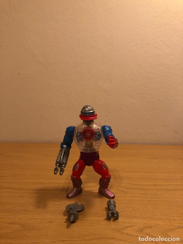 MOTU/MASTERS DEL UNIVERSO DE MATTEL/ROBOTO .COMPLETO (Juguetes - Figuras de Acción - Master del Universo)