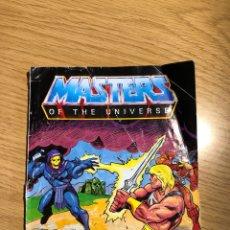 Figuras Masters del Universo: MASTERS DEL UNIVERSO MINI COMIC FRANCÉS Y INGLÉS. Lote 192545656