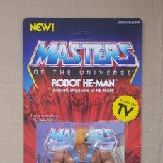 Figure Masters del Universo: HE-MAN ROBOT NEOVINTAGE MASTERS DEL UNIVERSO SUPER 7 MOTU HE-MAN. Lote 165846902