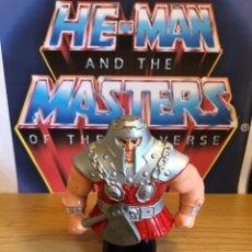 Figuras Masters del Universo: MOTU MASTERS DEL UNIVERSO UNIVERSE - RAM MAN Y HACHA (TAIWAN)COMPLETO HACHA ORIGINAL MUY DIFÍCIL. Lote 193321018