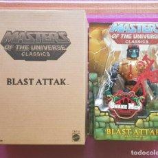 Figuras Masters del Universo: BLAST ATTACK MASTERS DEL UNIVERSO CLASSICS MOTUC MASTERS OF THE UNIVERSE NEW. Lote 194131277