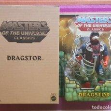 Figuras Masters del Universo: DRAGSTOR MASTERS DEL UNIVERSO CLASSICS MOTUC MASTERS OF THE UNIVERSE NEW. Lote 194131357