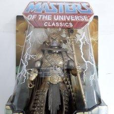 Figuras Masters del Universo: FIGURA GOD SKELETOR WILLIAM STOUT COLLECTION MASTERS DEL UNIVERSO. Lote 194565947