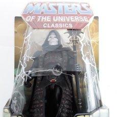 Figuras Masters del Universo: FIGURA SKELETOR WILLIAM STOUT COLLECTION MASTERS DEL UNIVERSO. Lote 194566435