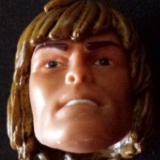 Figuras Masters del Universo: CABEZA HE-MAN MOTUC . Lote 194621831