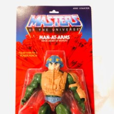 """Figuras Masters del Universo: MAN AT ARMS MATTEL REEDICIÓN 30 CM -12"""" MOTU A ESTRENAR.. Lote 194745885"""