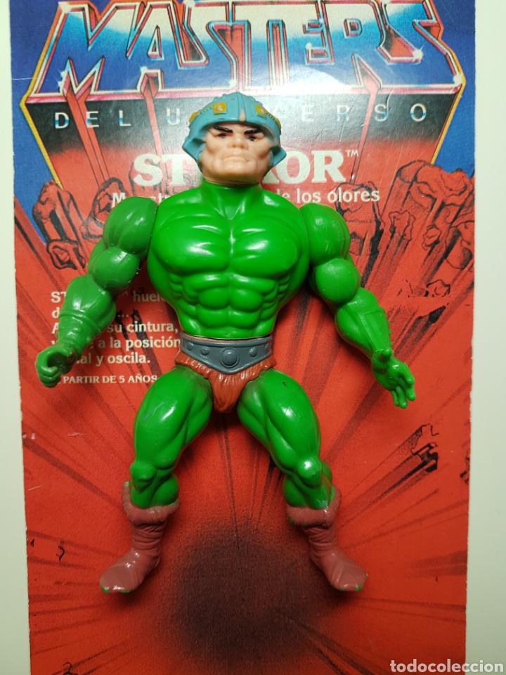 MAN ATS ARMS TAIWÁN MASTERS DEL UNIVERSO MOTU HEMAN (Juguetes - Figuras de Acción - Master del Universo)