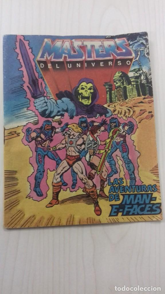 CATALOGO MINICOMIC MASTERS DEL UNIVERSO 1985 (Juguetes - Figuras de Acción - Master del Universo)