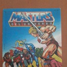 Figuras Masters del Universo: MASTER DEL UNIVERSO MINI COMIC HORDAK LA VENGANZA. Lote 195221231