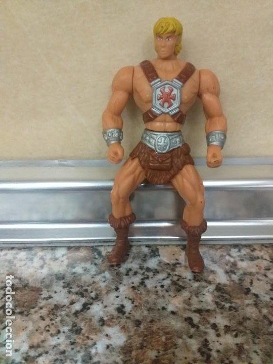 FIGURA HE MAN BURGER KING (Juguetes - Figuras de Acción - Master del Universo)