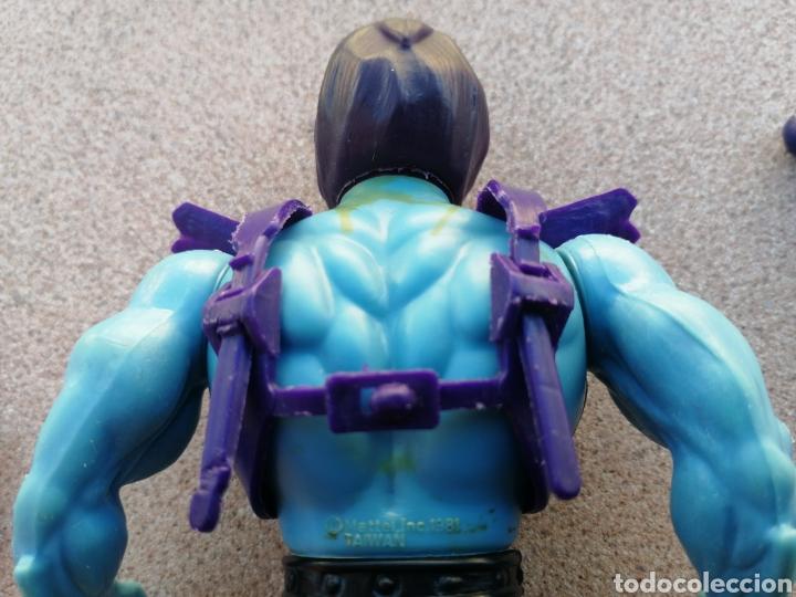 Figuras Masters del Universo: Difícil Skeletor Medias Botas. Masters del Universo. Half boots - Foto 5 - 195374843