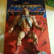 Figuras Masters del Universo: HE-MAN TAIWAN MASTERS DEL UNIVERSO MOTU HEMAN XX. Lote 195533127