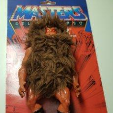 Figuras Os Masters do Universo: GRIZZLOR MASTERS DEL UNIVERSO MOTU HEMAN MATTEL. Lote 195938531