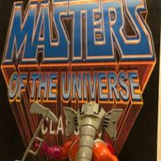 Figuras Masters del Universo: MASTERS DEL UNIVERSO SNOUT SPOUT COMPLETO - MATTEL 1985 .. Lote 196807578