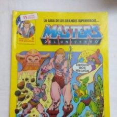 Figuras Masters del Universo: MASTERS DEL UNIVERSO Nº6/LA SAGA DE LOS GRANDES SUPERHEROES/ZINCO.. Lote 199038332