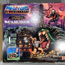 Figure Masters del Universo: CUEVA DEL TERROR MASTERS DEL UNIVERSO - MATTEL 1984 -. Lote 199425690