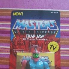 Figuras Masters del Universo: TRAP-JAW TRAPJAW NEOVINTAGE MOTU NEOVINTAGE MASTERS OF THE UNIVERSE SUPER7 HE-MAN NEW. Lote 202524598