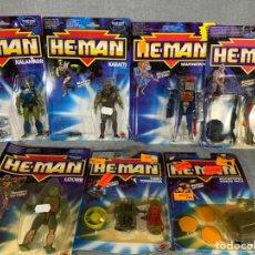 Figuras Os Masters do Universo: LOTE MASTERS DEL UNIVERSO- HE-MAN -MOTU - MATTEL. Lote 203835863