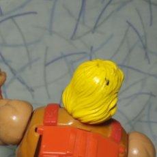 Figuras Masters del Universo: HE-MAN SPAIN TUNDER PUNCH DE MASTERS DEL UNIVERSO 1984 MATTEL. Lote 204098291
