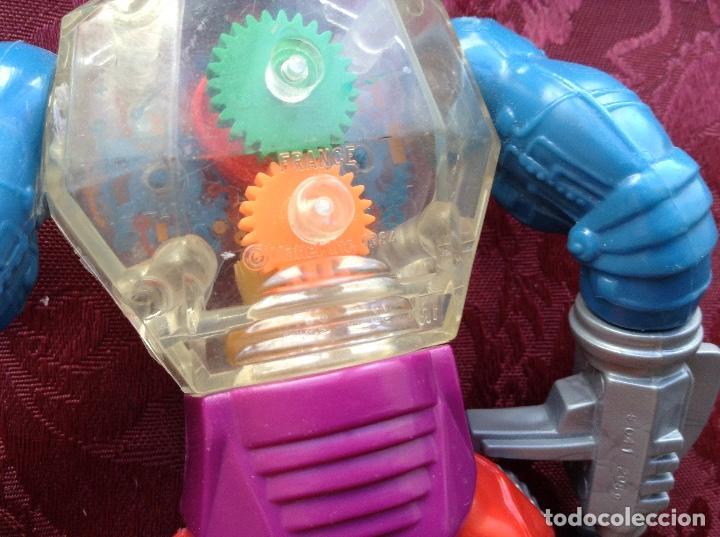 Figuras Masters del Universo: Master del universo robótico con accesorios - Foto 5 - 204617828