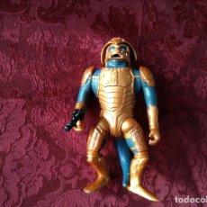 Figuras Masters del Universo: MASTER DEL UNIVERSO SAUROD CON PISTOLA. Lote 204727158