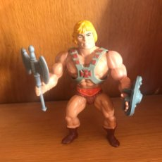 Figuras Os Masters do Universo: MOTU VINTAGE HE-MAN, MASTER OF THE UNIVERSE. Lote 204830911
