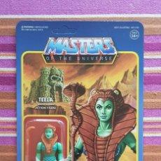 Figuras Masters del Universo: TEELA GODDESS (MINI COMIC VERSION) - SUPER7 REACTION POWERCON EXCLUSIVE MOTU. Lote 205095413