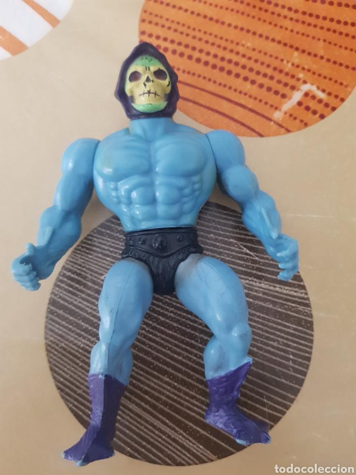 SKELETOR 1981 (Juguetes - Figuras de Acción - Master del Universo)