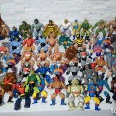 Figuras Masters del Universo: INCREIBLE LOTE MASTERS DEL UNIVERSO 68 FIGURAS. Lote 205454931