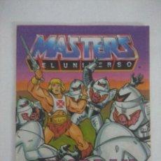Figuras Masters del Universo: COMIC MASTERS DEL UNIVERSO DE MATTEL/MOTU/LAS HORDAS DE HORDAK.. Lote 205474905
