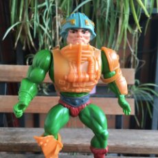 Figuras Masters del Universo: MASTERS DEL UNIVERSO MAN AT ARMS. MADE IN TAIWAN. MATTEL.. Lote 205601888
