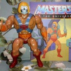 Figuras Masters del Universo: FIGURA HE-MAN ROBOT + TARJETA - MASTERS DEL UNIVERSO - SUPER 7 - NEOVINTAGE - 2018. Lote 206583335